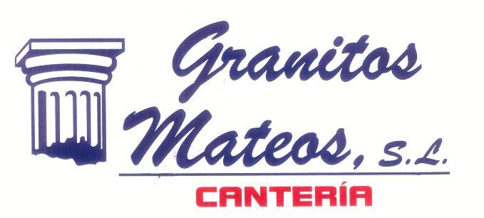 logotipo de GRANITOS MATEOS SL